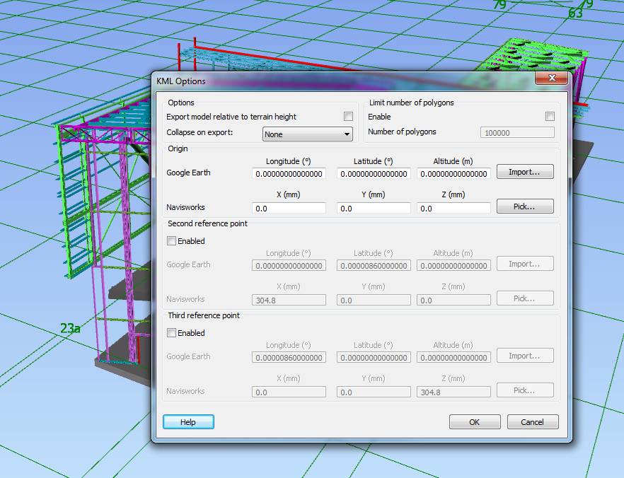 Kmz import into civil 3d autos post for Convert dwg to kmz