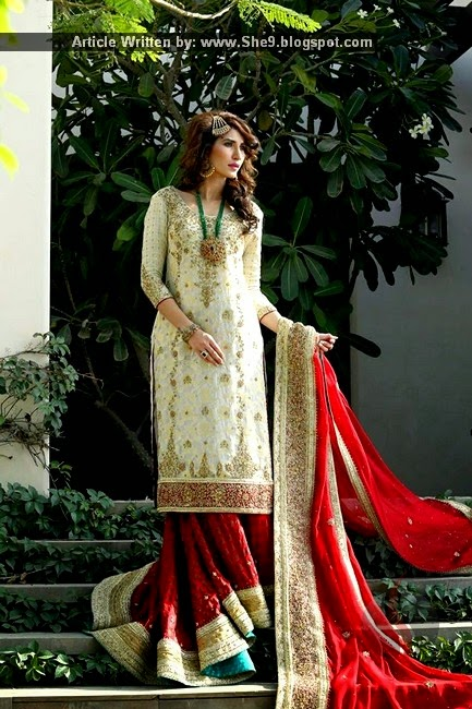 Latest Bridal Dress Fashion Designs