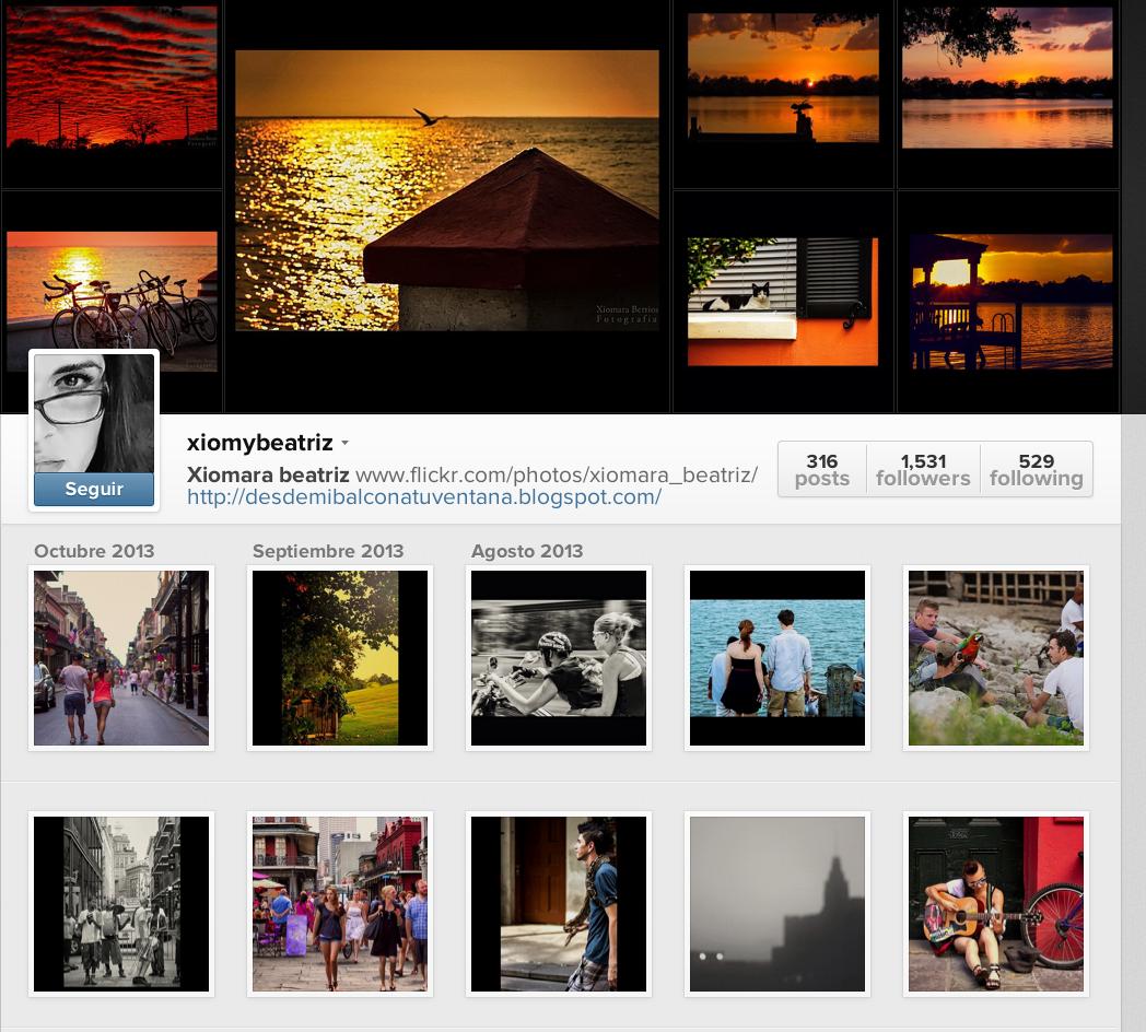 Mis fotografías...