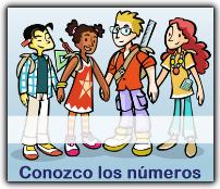 CONOZCO LOS NÚMEROS- ACTIVIDADES INTERACTIVAS DE MATEMÁTICAS
