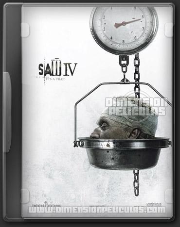 SAW 4 (DVDRip Español Latino) (2011) (1 link)