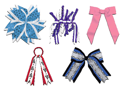 Cheerleader accessories