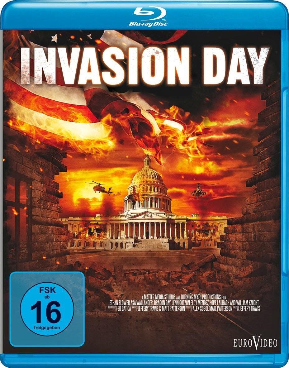İstila Günü - Invasion Day 2013 BluRay 720p Türkçe Dublaj Film