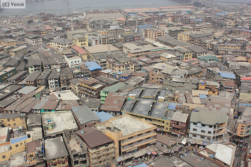 Lagos the mega city of Nigeria
