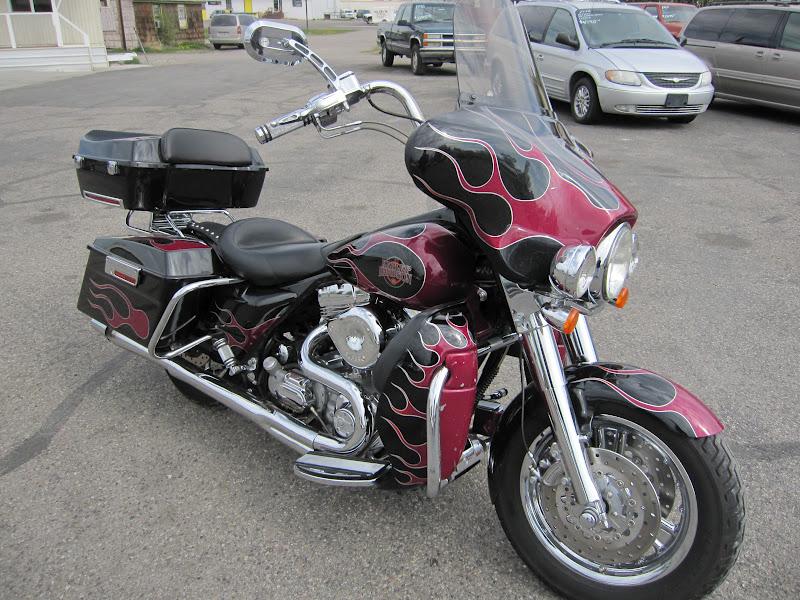 Abc Auto Clinic 2004 Harley Davidson Electra Glide Custom