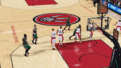 Air Canada Centre Arena NBA 2K14 Patch