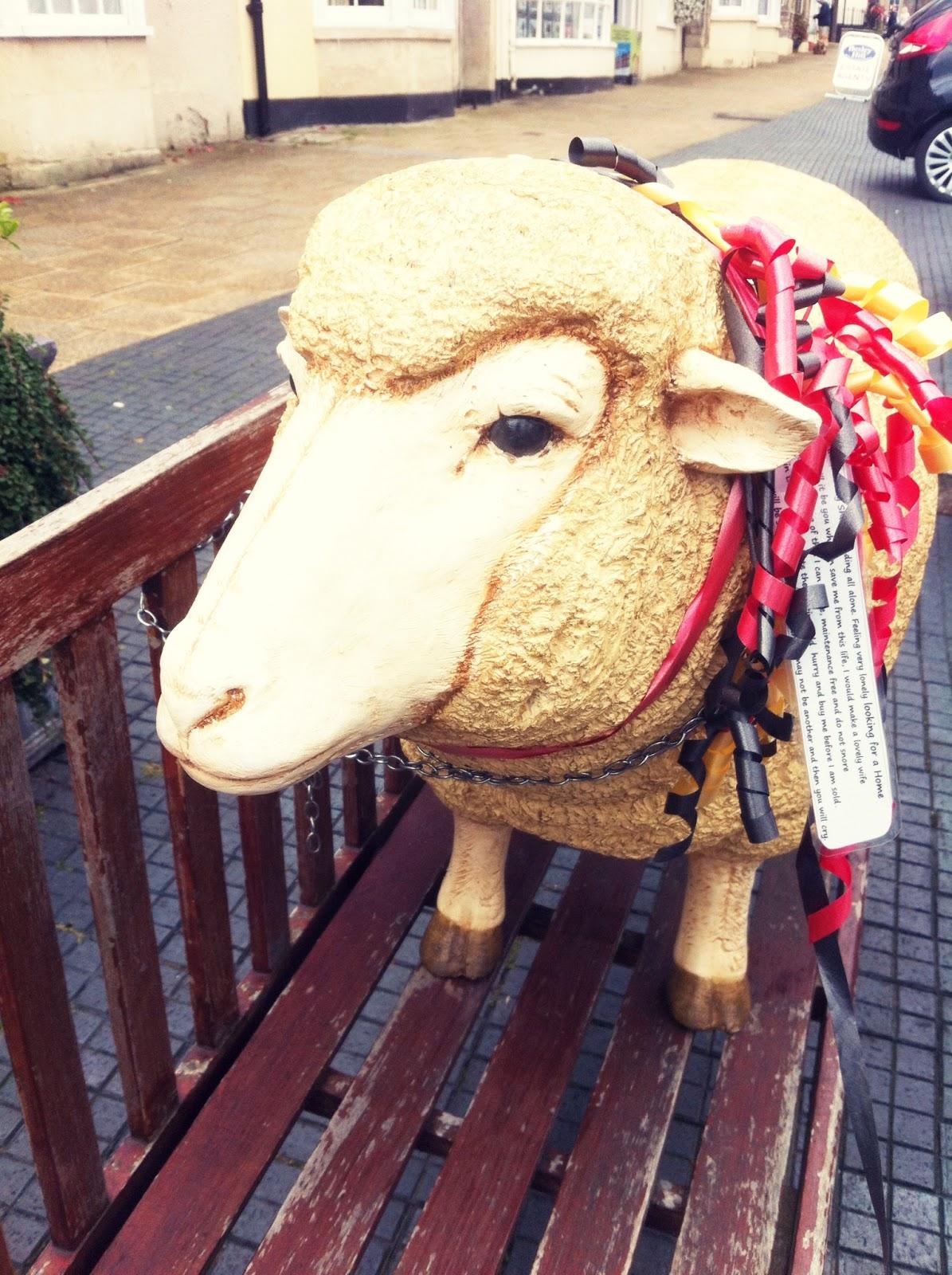 The Sodbury Sheep Search