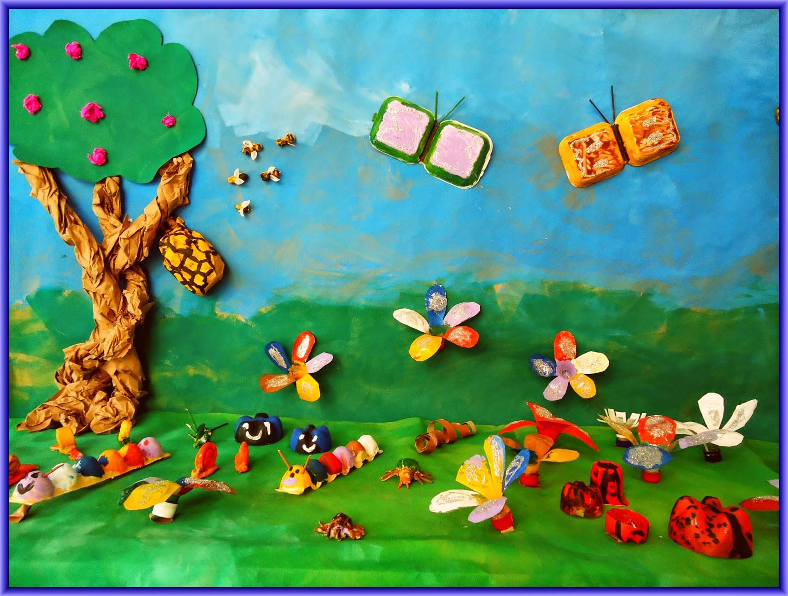 Conhecido Professora Juce: Projeto Meio Ambiente para Educação Infantil CY22