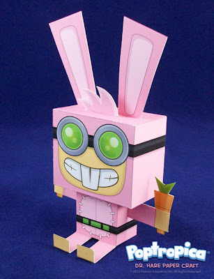 Craft your own Dr. Hare!