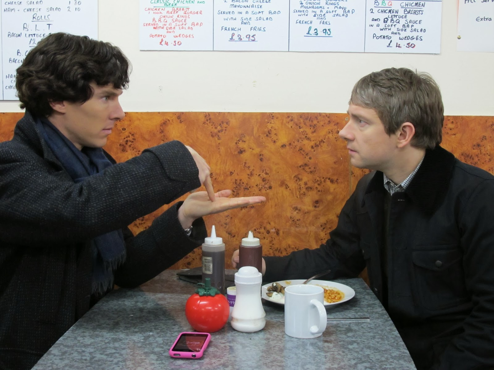 What are some good topics for an essay about bbc sherlock?