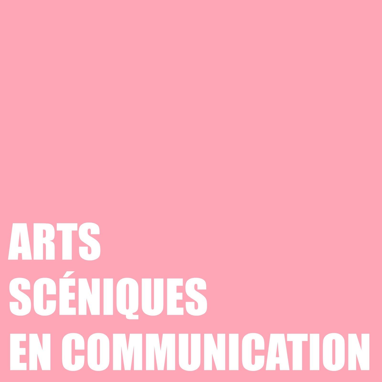 ARTS DE LA SCENE ORG