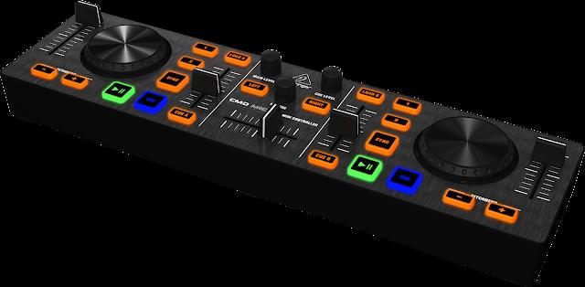 Controlador Behringer CMD Micro