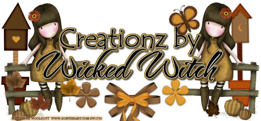Creationz by Wicked Witch