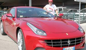Ferrari FF Fernando Alonso