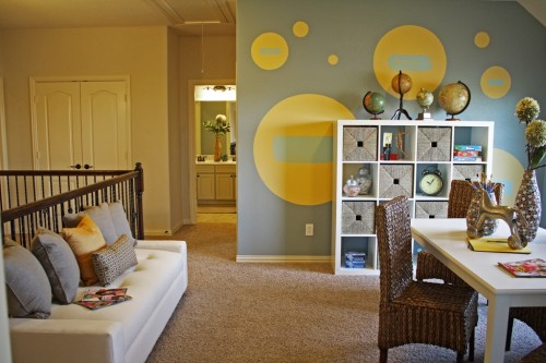 Cheap and chic home design i colori per le camere dei bambini for Jugendzimmer colori