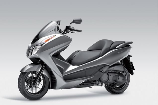 New Honda NSS300 Forza