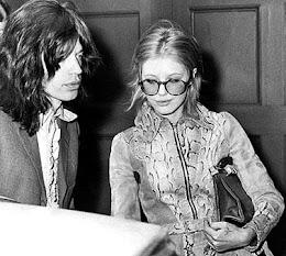Mick & Marianne