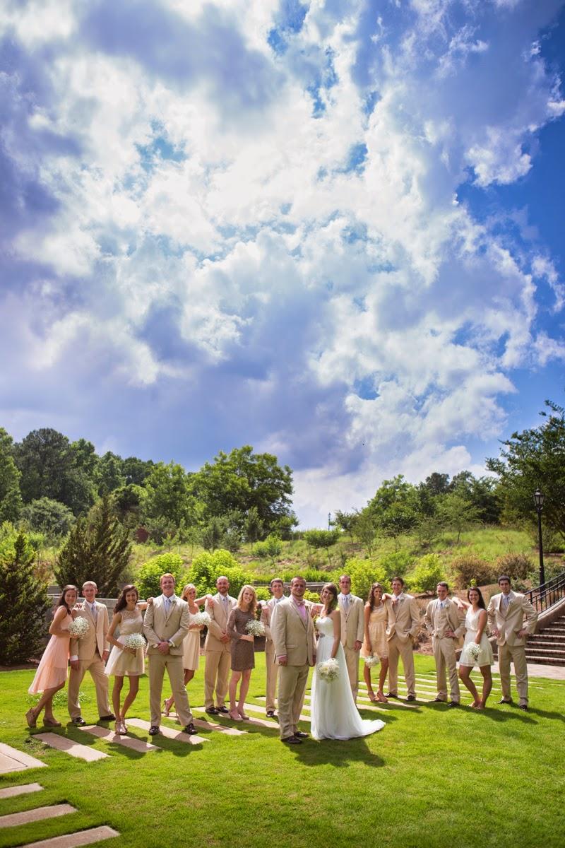 Claire Diana Photography Hannah Matthew Athens Wedding State Botanical Garden Of Georgia