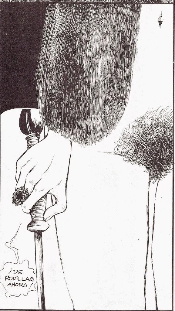 guido crepax venus pieles sacher masoch