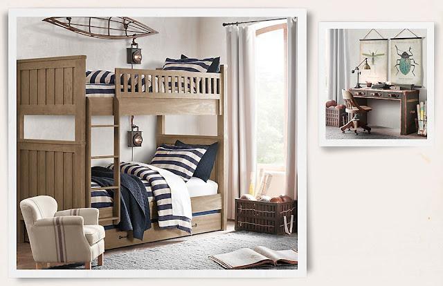 Boiserie c camere da letto under 16 - Letto camera ragazzi ...