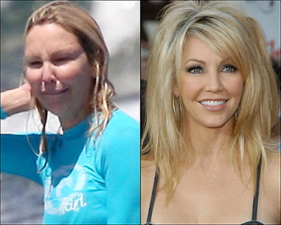 Hollywood Celebrities Without Makeup Pics