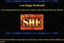 Hugh McDowell