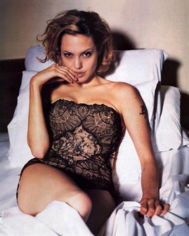 Angelina Jolie Breast
