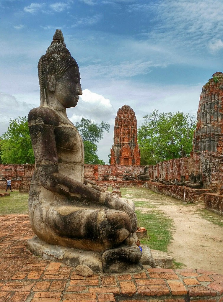The Ancient City of Ayutthaya