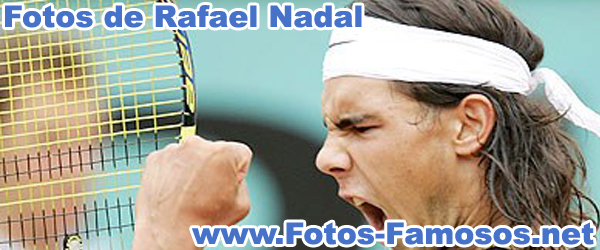 Fotos de Rafael Nadal