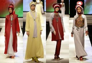 Foto Trend Busana Musilm 2014 Model Baju Muslim Model Terbaru
