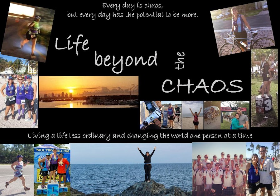 Living Life Beyond the Chaos of the Every Day