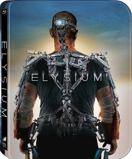 Elysium (2013) 1080p BluRay REMUX 22GB mkv Dual Audio DTS-HD 7.1 ch