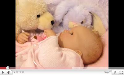重生娃娃 撫慰喪子母親