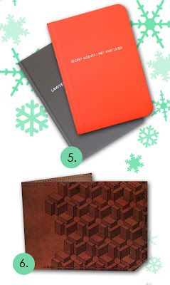 Let's Hear it for the Boys: Festive Gift Guide 2011