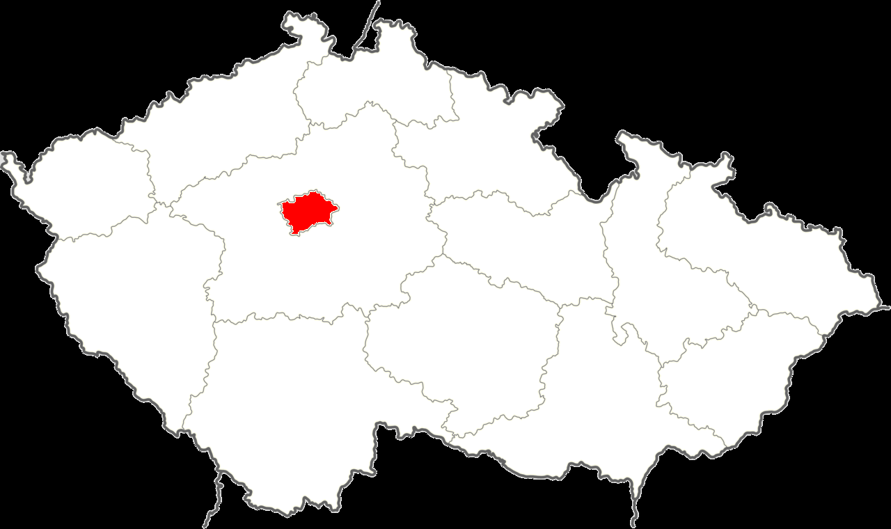 http://en.wikipedia.org/wiki/Regions_of_the_Czech_Republic