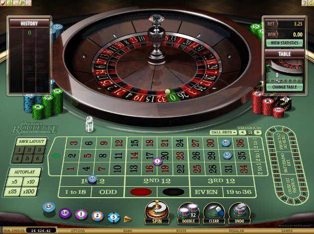 online casino ρουλετα