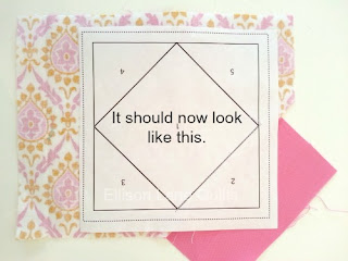 fpp+7 National Sewing Month 2012: Foundation Paper Pieceing Tutorial