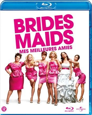 Bridesmaids 2011 Dual Audio Hindi Bluray Download