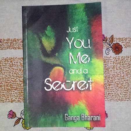 Just You, Me and a Secret Review Copy: Day 53 of 100 Happy Days Challenge