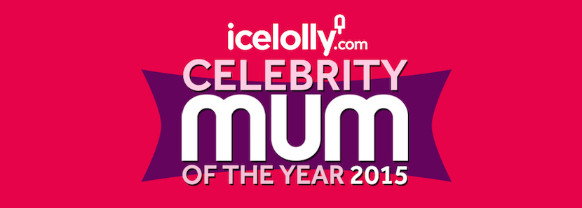 celebrity mum of the year