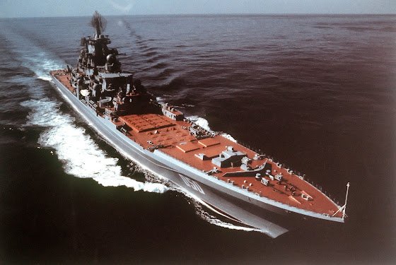 Kirov class CG