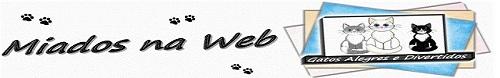 """Animais divertidos em """"Miados na Web"""""""