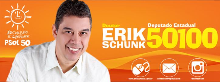 Erik Schunk - Médico e Professor