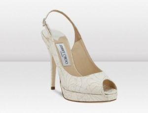 Da Bridal Fashion la Jimmy Sposa Del 2011 Collection Choo Scarpe 55rxwnR