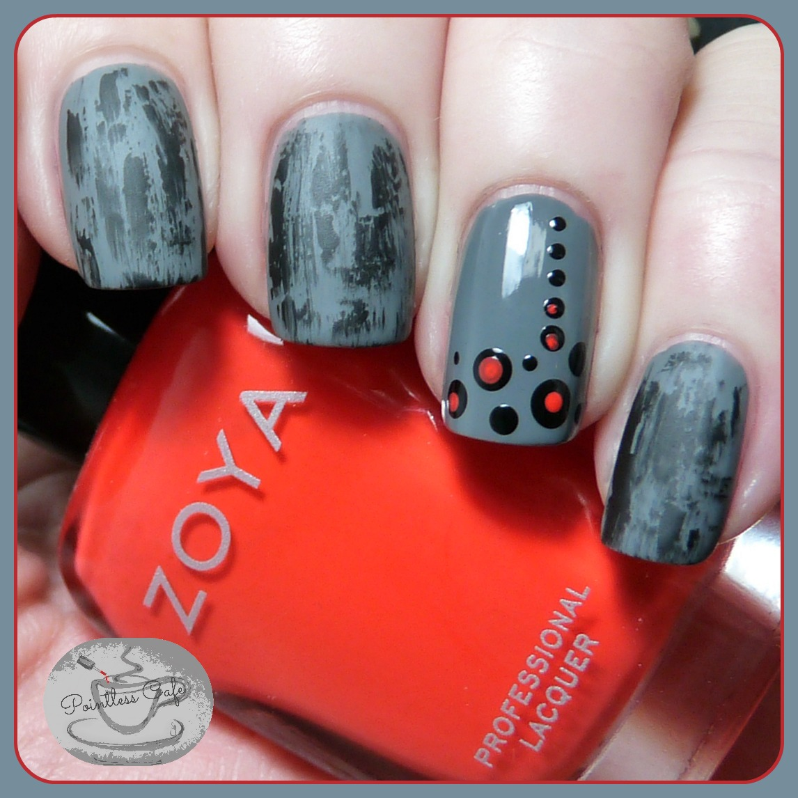 halloween-nail-art-dry-brush