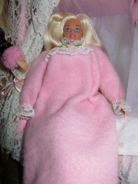 The Barbie Blog Color Change Fun