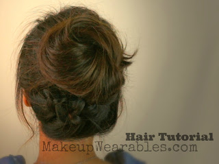 Tutorial | Hair buns with braids for everyday, school, prom, work | Hairstyles Updos