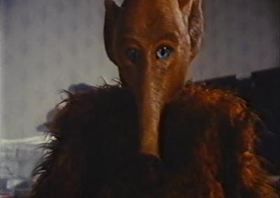 extraterrestre trompette