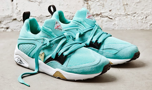 "Sneaker Freaker x Blaze Of Glory ""Sharkbait"""