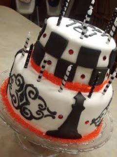 Twilight Birthday Cakes